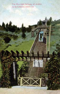 Mountain Railway at Avalon